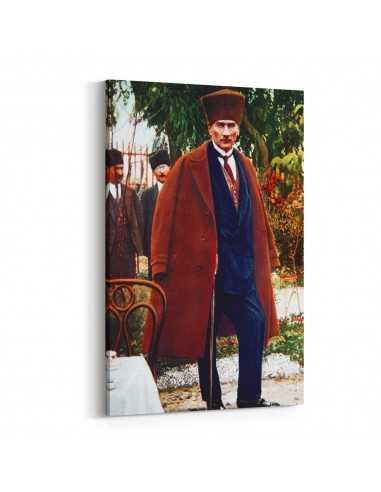 Atatürk Kanvas Tablo Kanvas Tablo