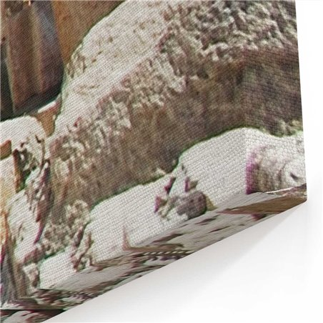Artemis  Kanvas Tablosu
