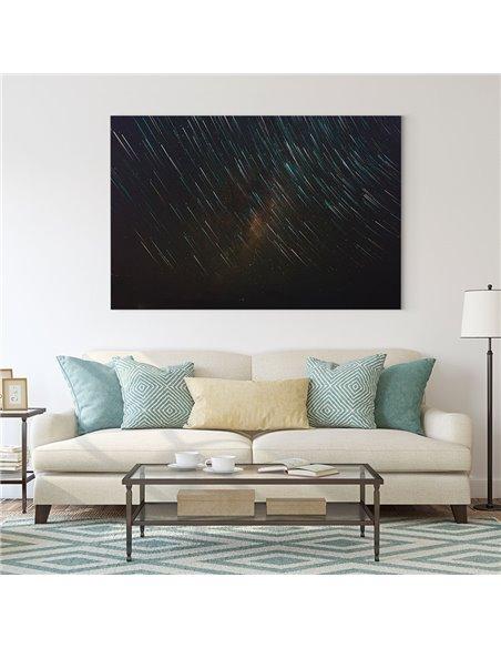 Yıldızlar Kanvas Tablo