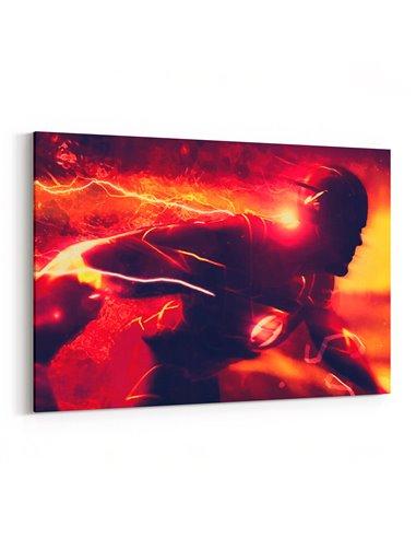 The Flash Kanvas Tablo