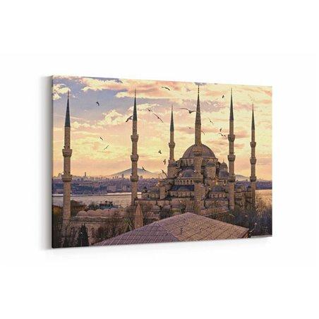 Sultan Ahmet Camii Kanvas Tablosu