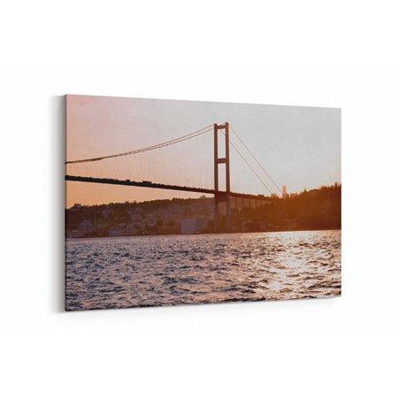 15 Temmuz Şehitler Köprüsü Kanvas Tablosu