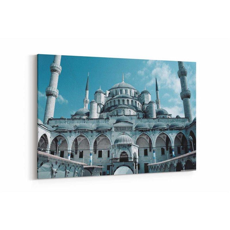 Selimiye Camii Kanvas Tablosu