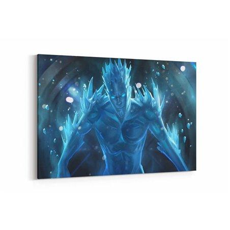 Iceman Poster Kanvas Tablosu