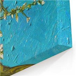 Vincent Van Gogh Çiçek Açan Badem Dalları Kanvas Tablo