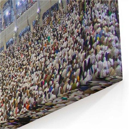 Kabe İslami  Kanvas Tablo
