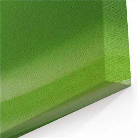 Allah Lafzı Yeşil Kanvas Tablo