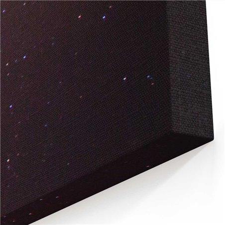 Gökyüzünde Yalnız Gezen Yıldızlar Kanvas Tablo