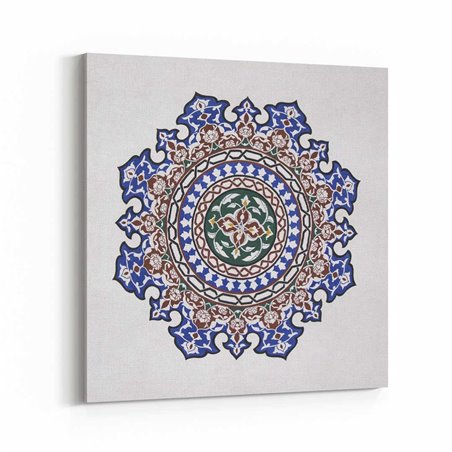 Osmanlı Sanatı Kanvas Tablo