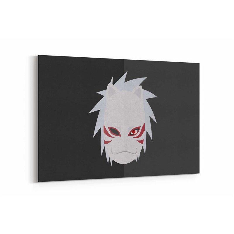 Kakashi Hataki Naruto Kanvas Tablo