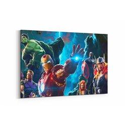 Marvel Avengers Kanvas Tablo