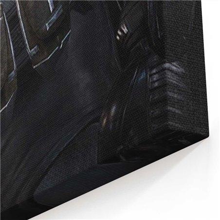 Batman Arkham Knight Kanvas Tablo