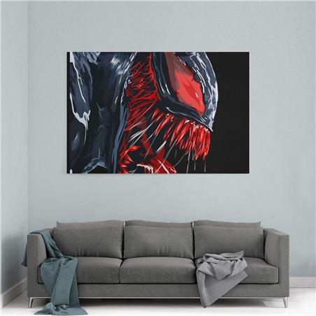 Venom  Kanvas Tablo