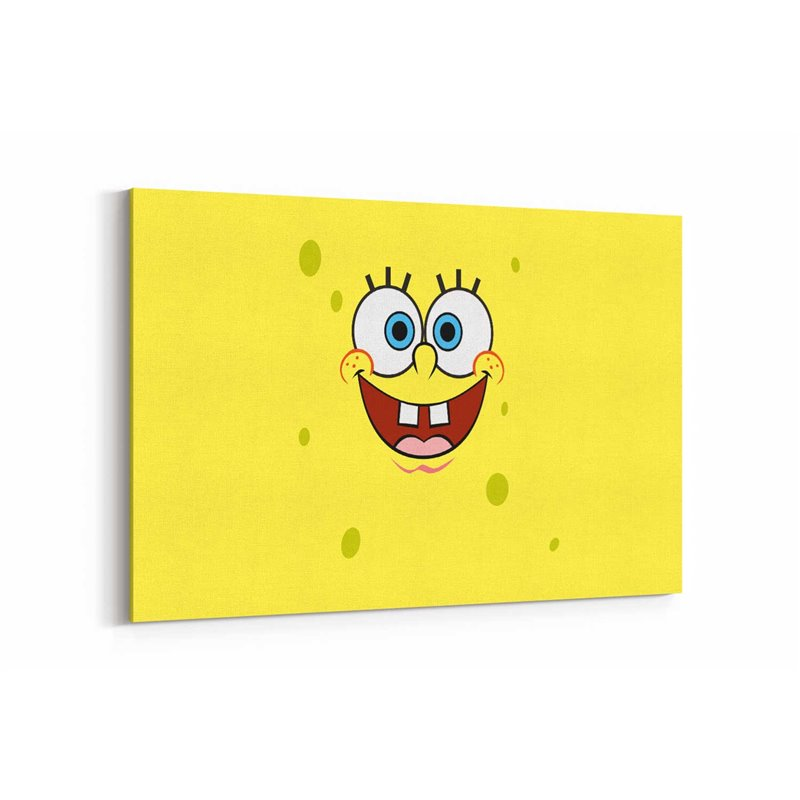 Spongebob Squarepants Kanvas Tablo