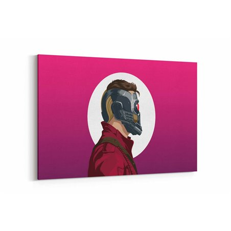 Star Lord Kanvas Tablo