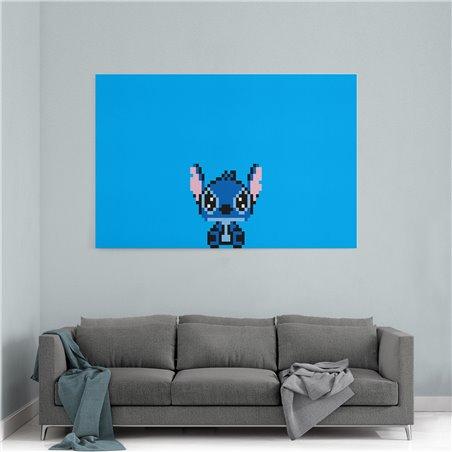 Stitch Pixel Kanvas Tablo