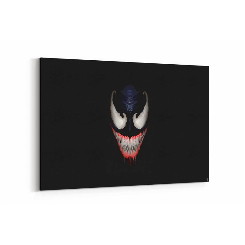Venom Minimal Kanvas Tablo