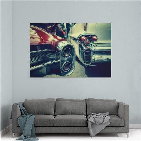 Cadillacs Kanvas Tablo