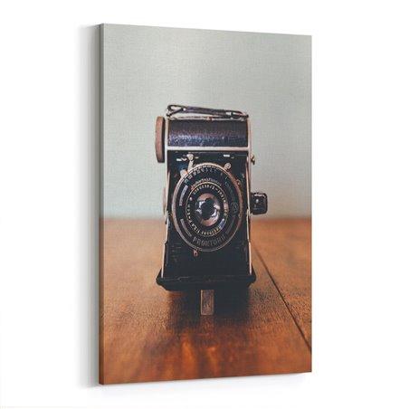 Eski Kamera Kanvas Tablo