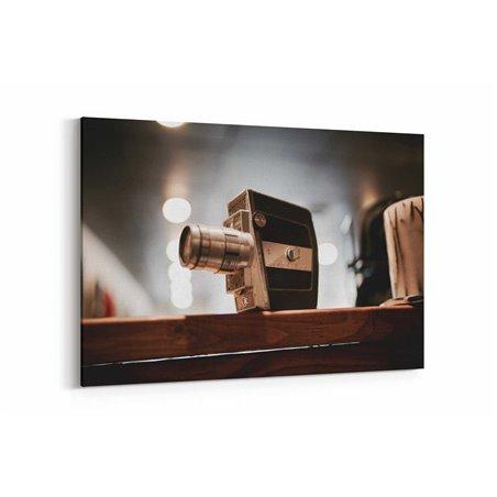 Keystone Kamera Kanvas Tablo