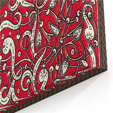 Osmanlı Desenleri Kanvas Tablosu