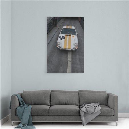 Ferrari Kanvas Tablo