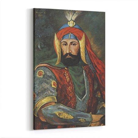 IV. Murad Kanvas Tablosu