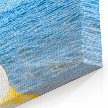 Deniz Sörfü Kanvas Tablo