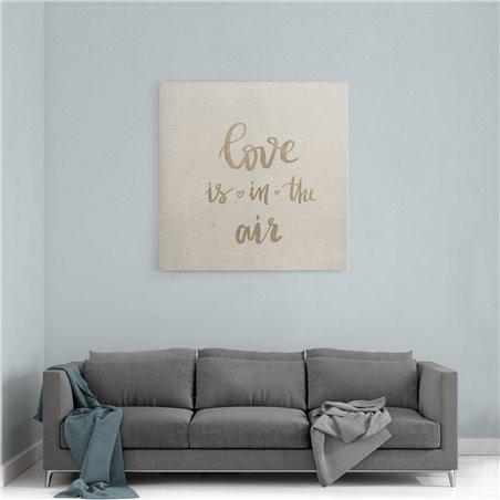 Love is in the air Kanvas Tablo