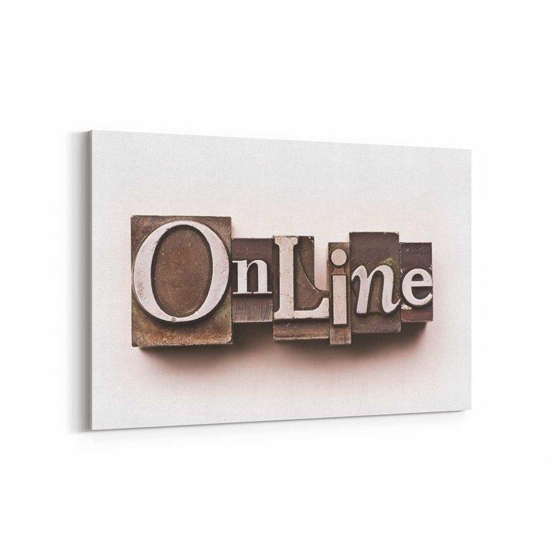 Online Kanvas Tablo