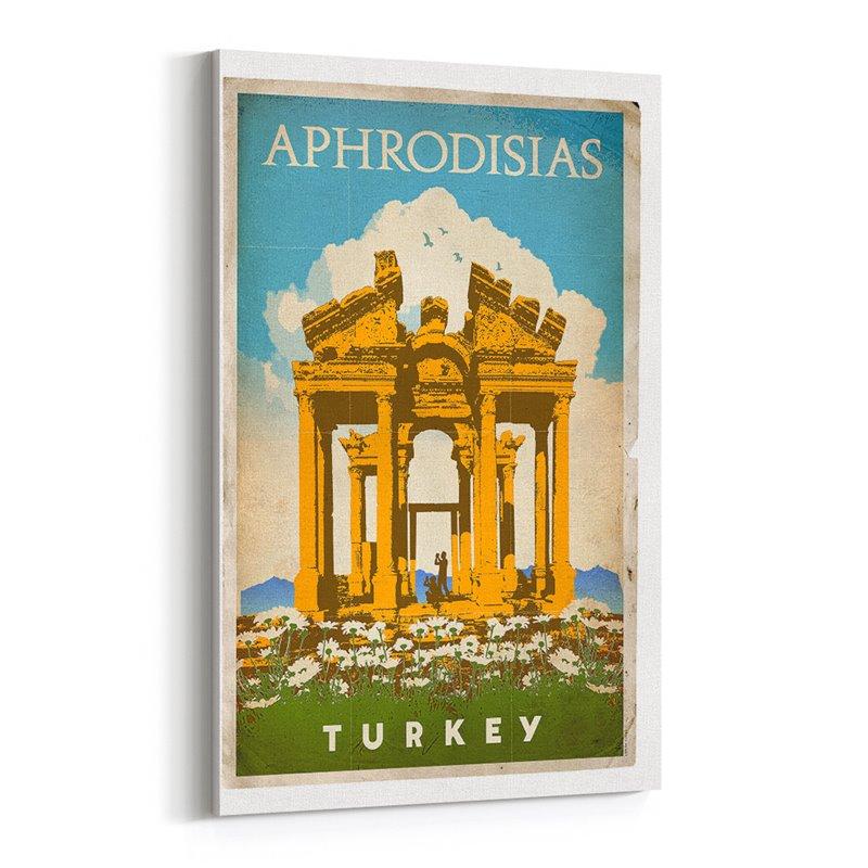 Afrodisias Kanvas Tablo