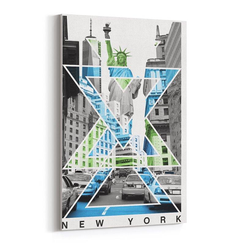 New York Kanvas Tablo Kanvas Tablo