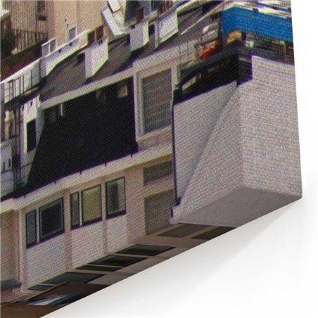 Eyfel Manzarası Kanvas Tablo