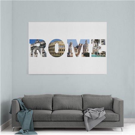 Roma  Kanvas Tablo