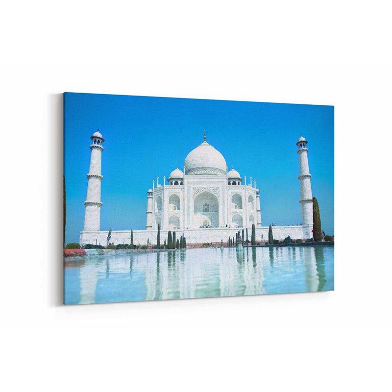 Taj Mahal  Kanvas Tablo