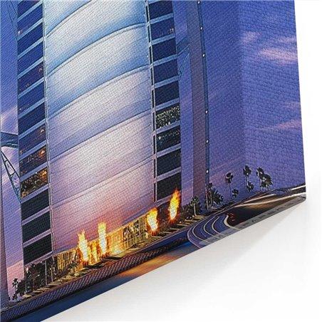 Burj El Arab, Dubai Kanvas Tablo