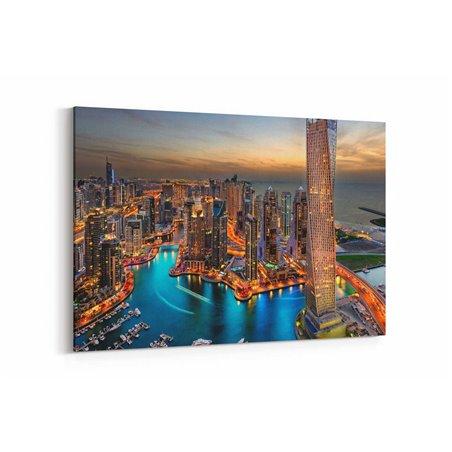 Burj Khalifa Dubai Kanvas Tablo