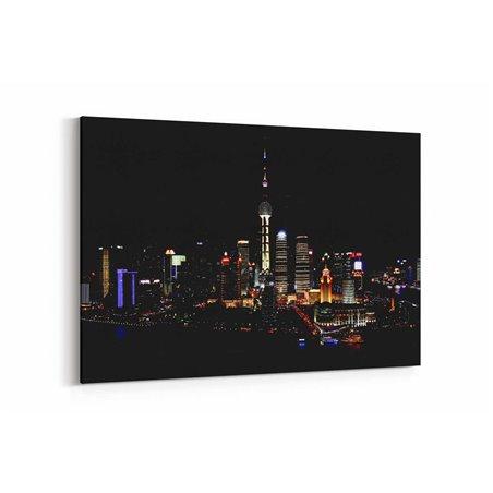 Şanghay Kanvas Tablo