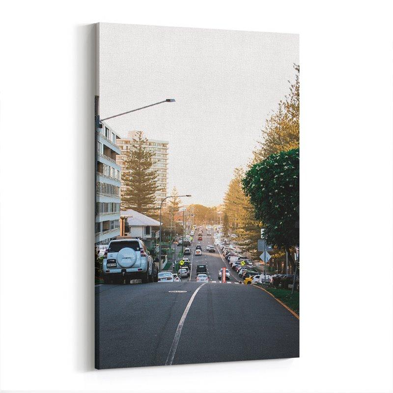 Burleigh Heads  Queensland Kanvas Tablo