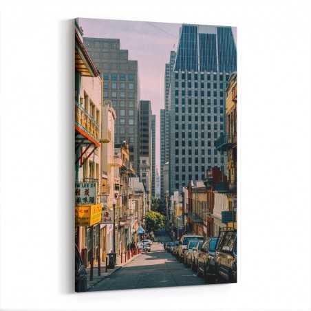 San Francisco Abd Kanvas Tablo