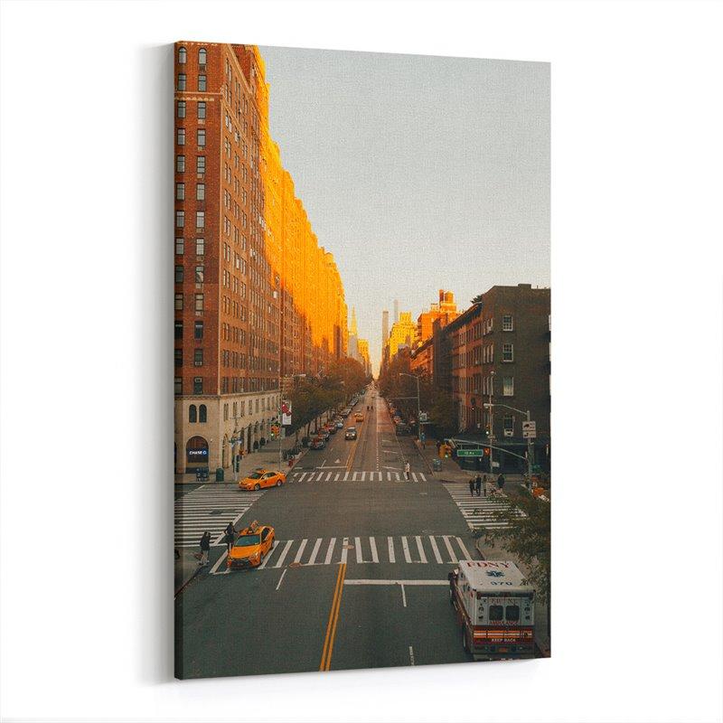 High Line Manhattan Kanvas Tablo