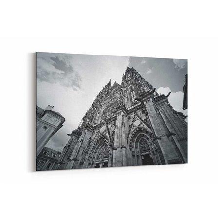 St. Vitus Katedrali Prag Kanvas Tablo