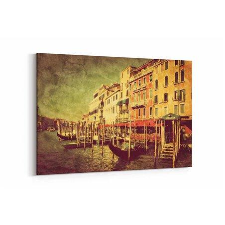 Venice Italy Kanvas Tablo