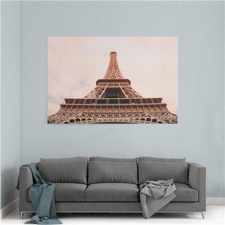 Eifell Paris Fransa Kanvas Tablo