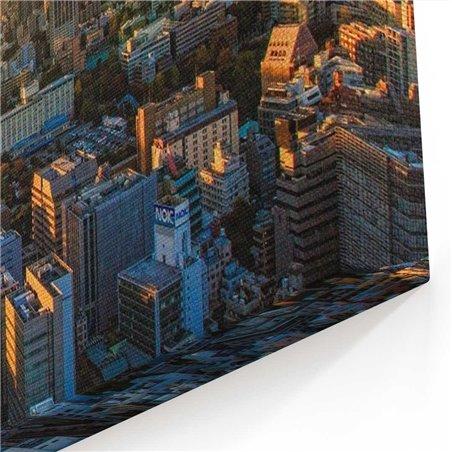 Tokyo Kulesi Kanvas Tablo