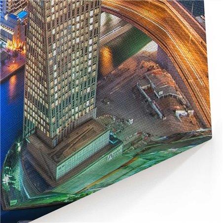 Astronomik Saat Kulesi Prag Kanvas Tablo