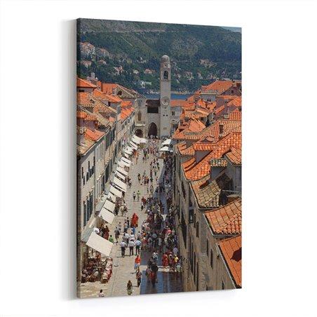Dubrovnik Kanvas Tablo