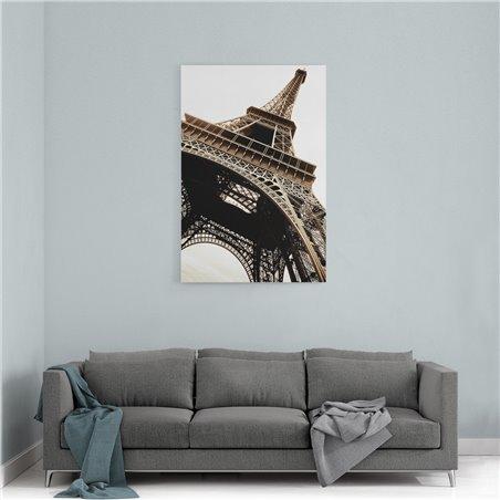Paris Eyfel Kanvas Tablo