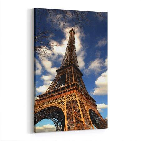 Eiffel Tower Kanvas Tablo