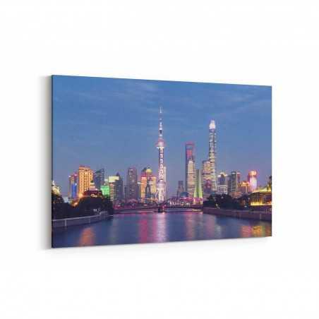 Shanghai Kanvas Tablo